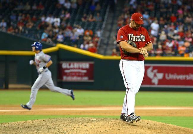 Arizona Diamondbacks vs New York Mets En Vivo