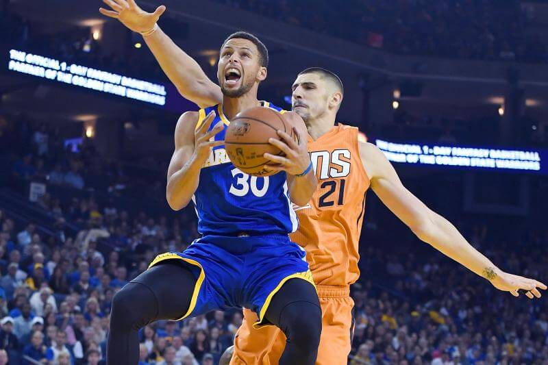 Golden State Warriors vs Phoenix Suns En Vivo
