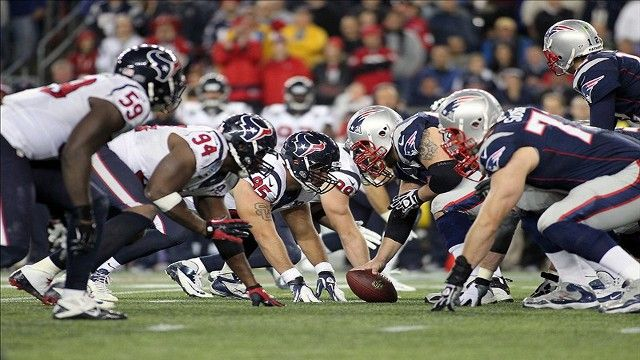 Houston Texans vs New England Patriots En Vivo