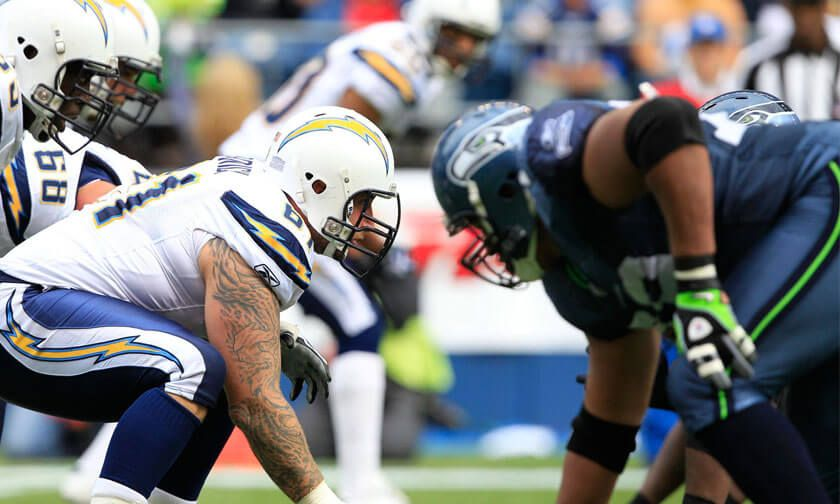 Los Angeles Chargers vs Seattle Seahawks En Vivo