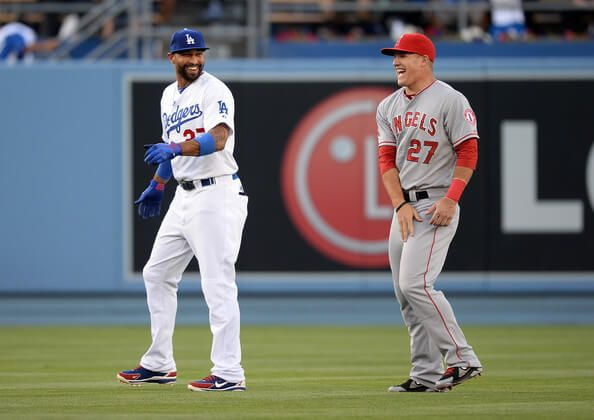 Los Angeles Dodgers vs Los Angeles Angels En Vivo