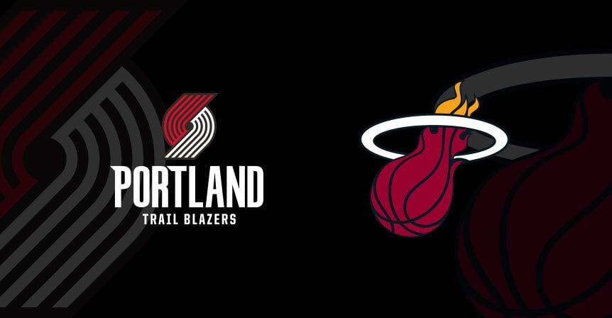 Miami Heat vs Portland Trail Blazers En Vivo