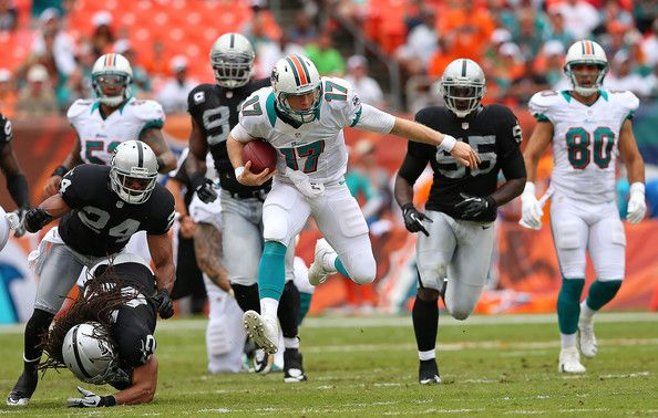 Oakland Raiders vs Miami Dolphins En Vivo