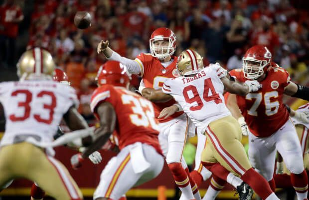 San Francisco 49ers vs Kansas City Chiefs En Vivo