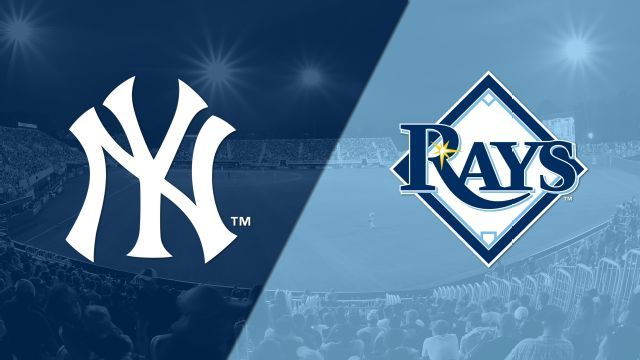Tampa Bay Rays vs New York Yankees En Vivo